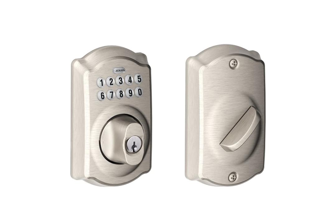 Schlage BE365CAM619 Be365 Camelot