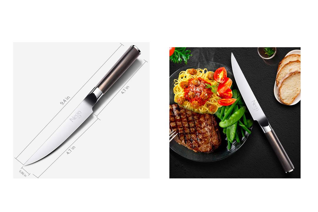 6Piece Steak-knife Establish