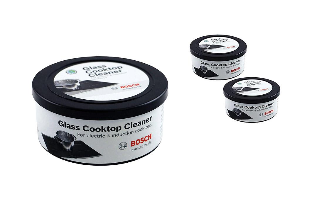 Bosch 12010030 Glass Cooktop Cleaner