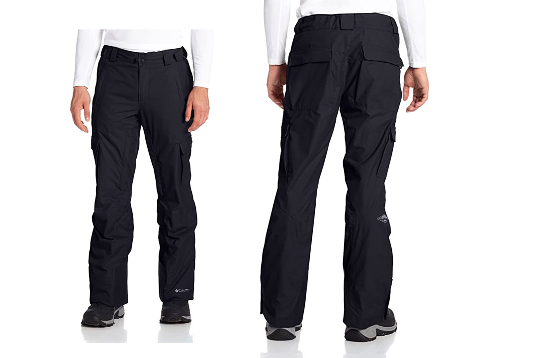 Columbia Men's Ridge 2 Run II Snow Pants Sportswear