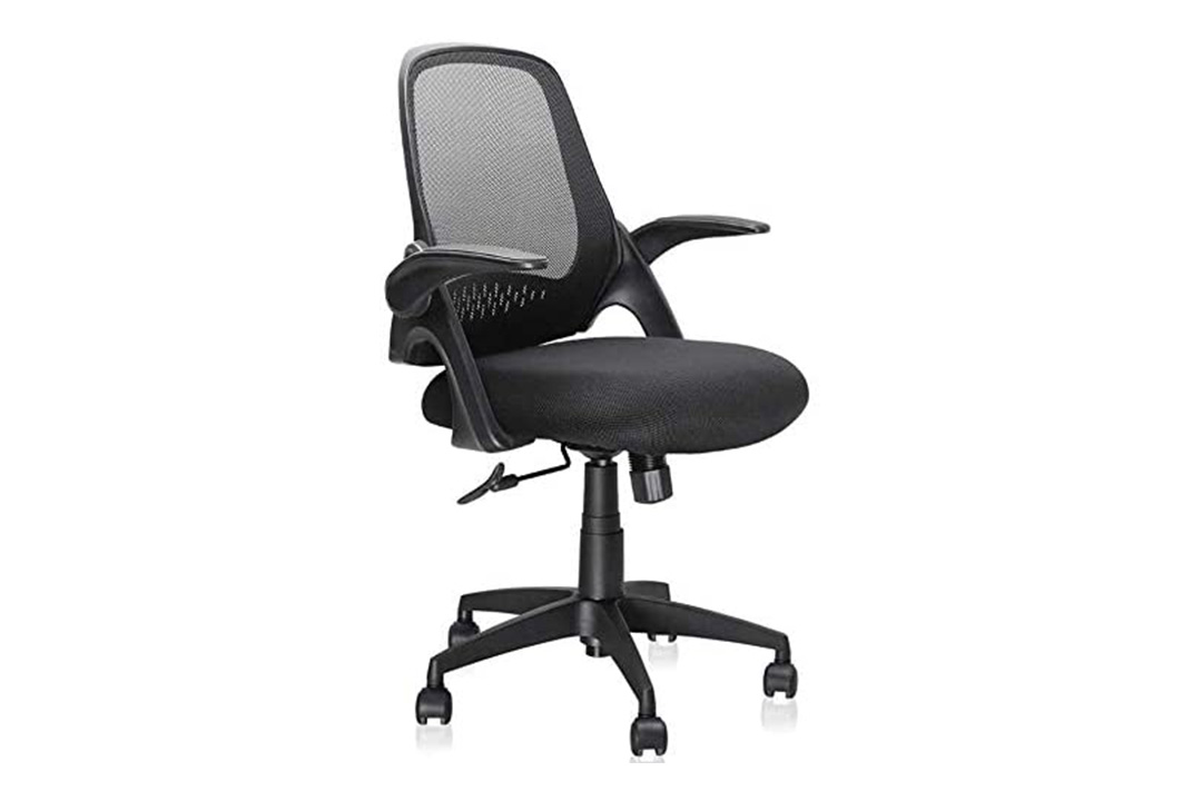 Computer Desk Chair with Ergonomic Back