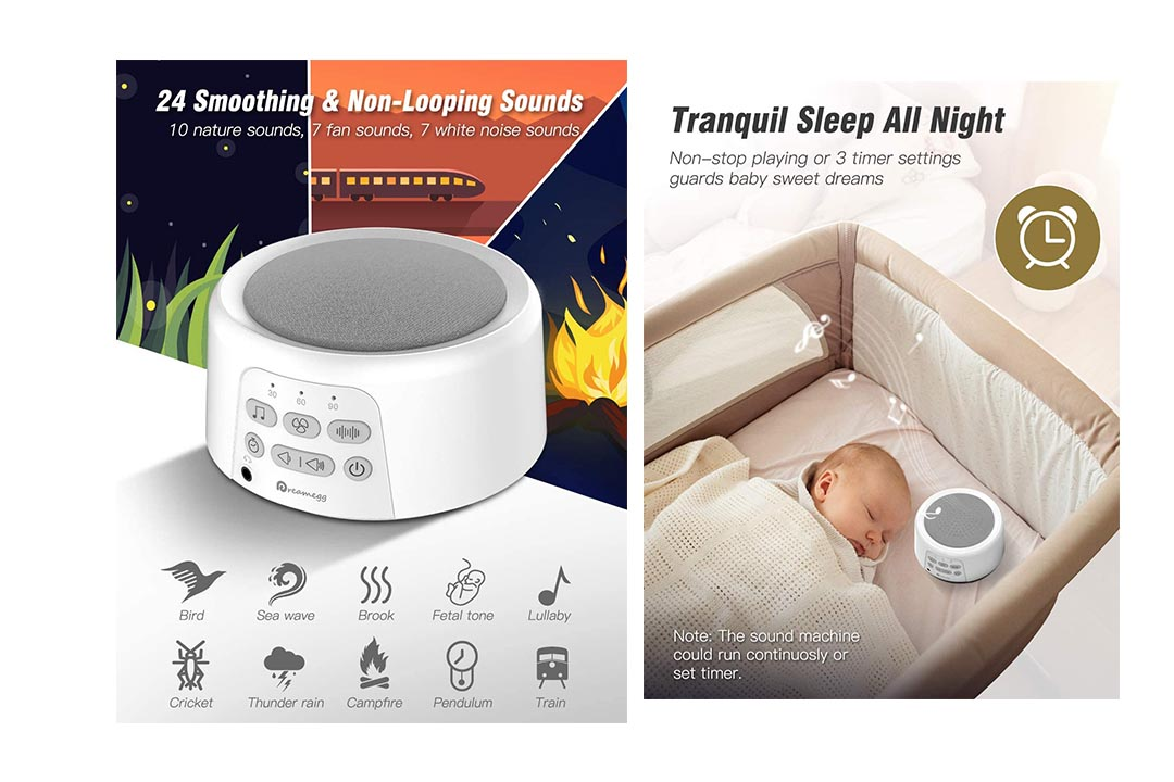 Dreamegg D3 White Noise Machine