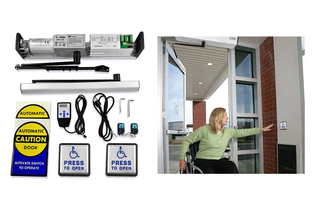 Handicap Door Opener, for Disabled People