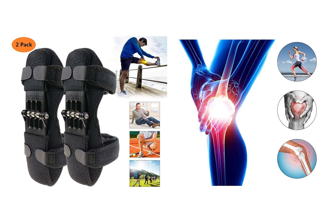 Knee Protection Boost, Power LiftsTibial Boost