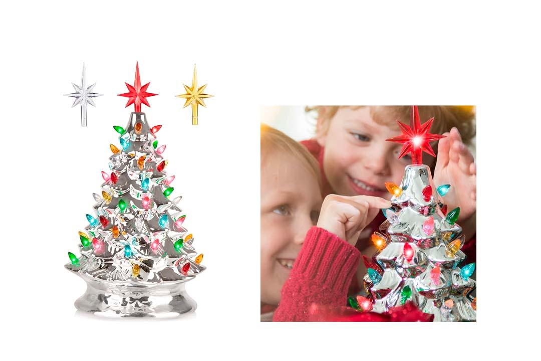 RJ Legend Christmas Mini Ceramic Tree