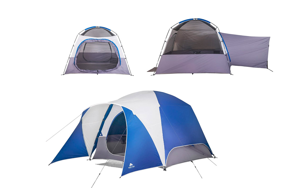 Spacious and Durable Ozark Trail 5-Person SUV Tent