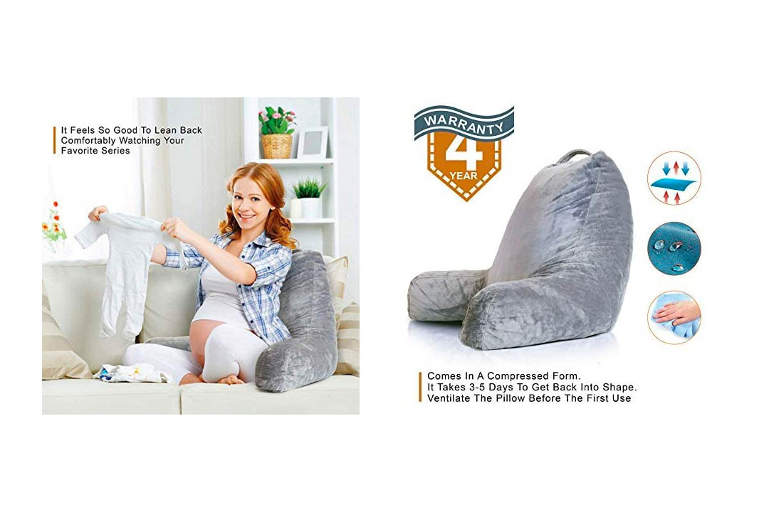 YESINDEED XL Reading Pillow for All Ages