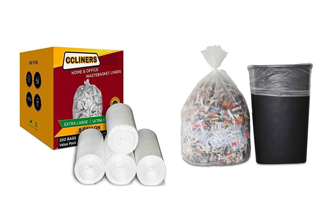 Gallon Medium Trash Bags
