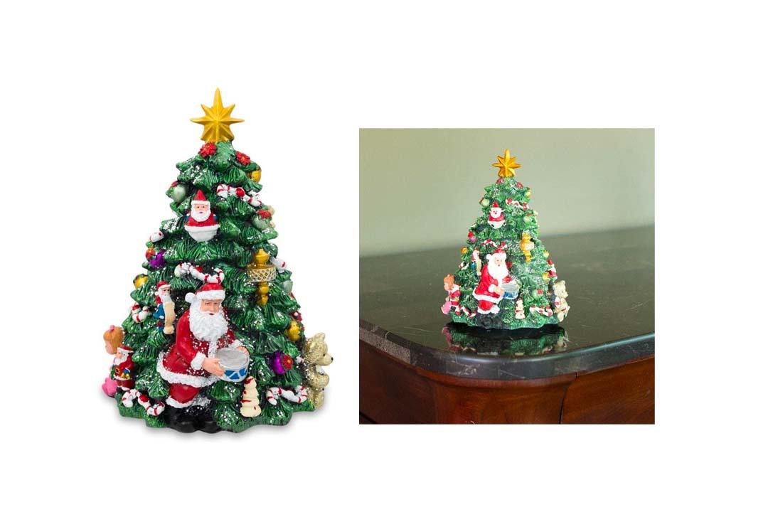 BestPysanky Musical Christmas Tree