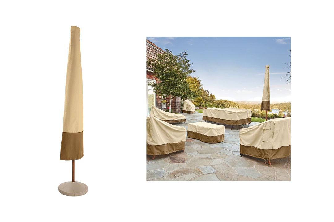 Classic Accessories Veranda Patio Umbrella Cover