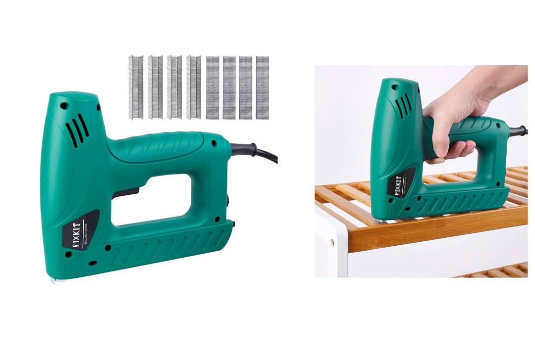 FIXKIT Electric Staple/Brad Nail Gun