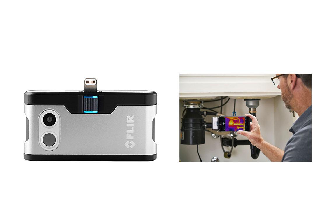 FLIR One Gen 3-iOS Thermal Camera
