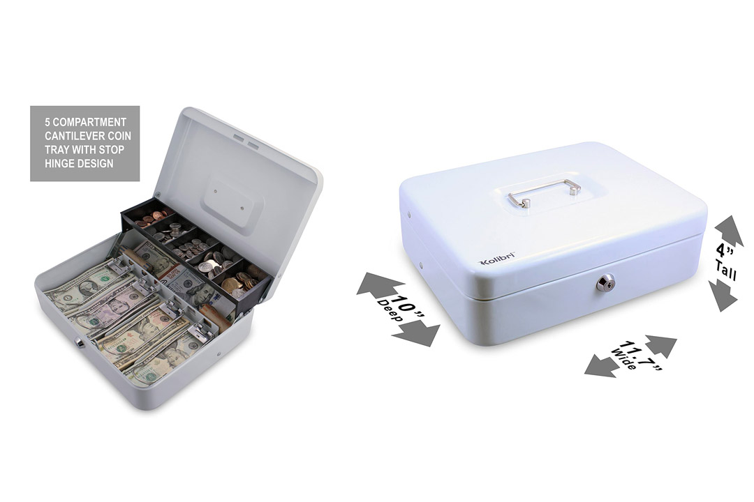 Kolibri Cash Box