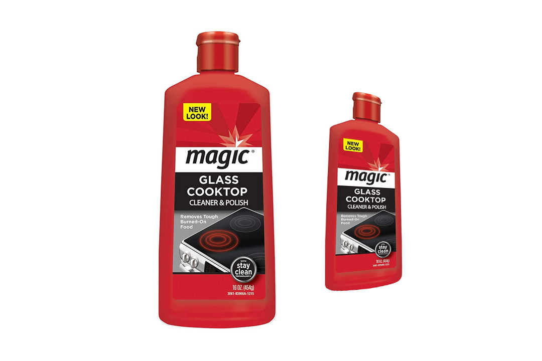 Magic Glass Cooktop Cleaner