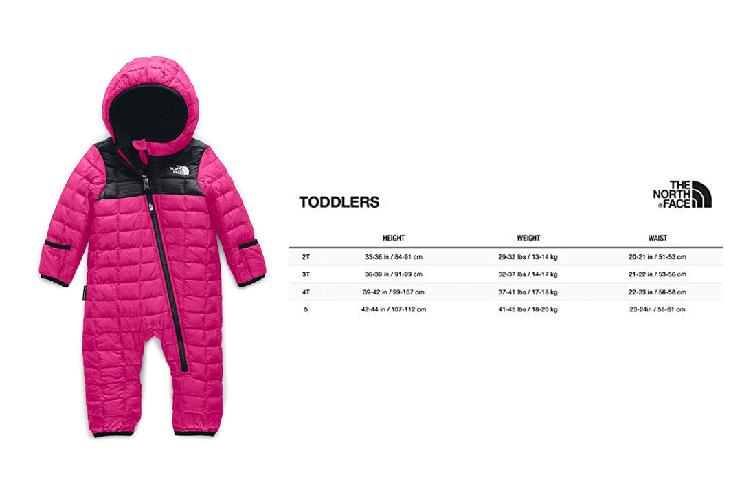The North Face Infant Thermaball Eco Bunting