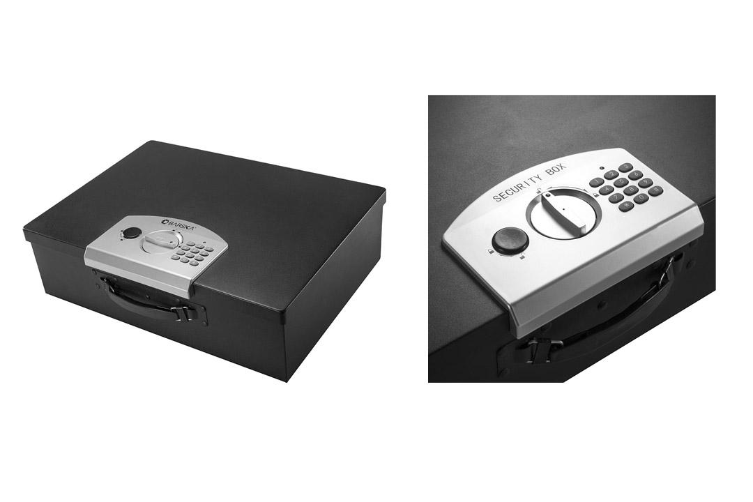 Barska digital portable box