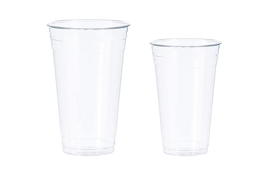 Dart TD24 24 oz. Ultra Clear PET Plastic Cup