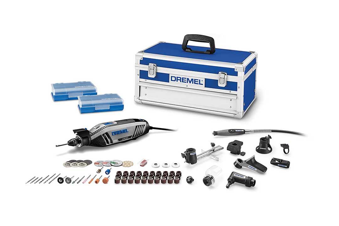 Dremel 4300-9/64 Rotary Tool Kit