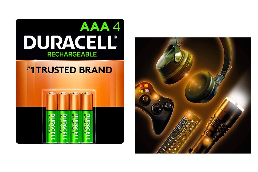 Duracell - CopperTop AAA Alkaline Batteries