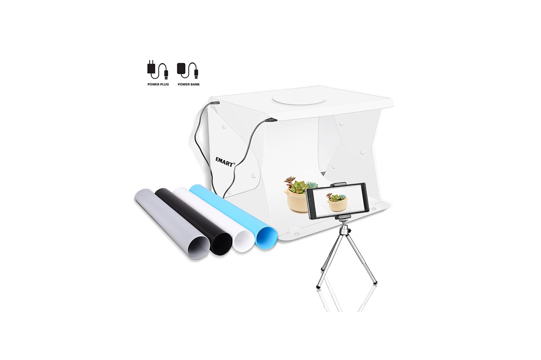 EMART Photography Portable Photo Studio