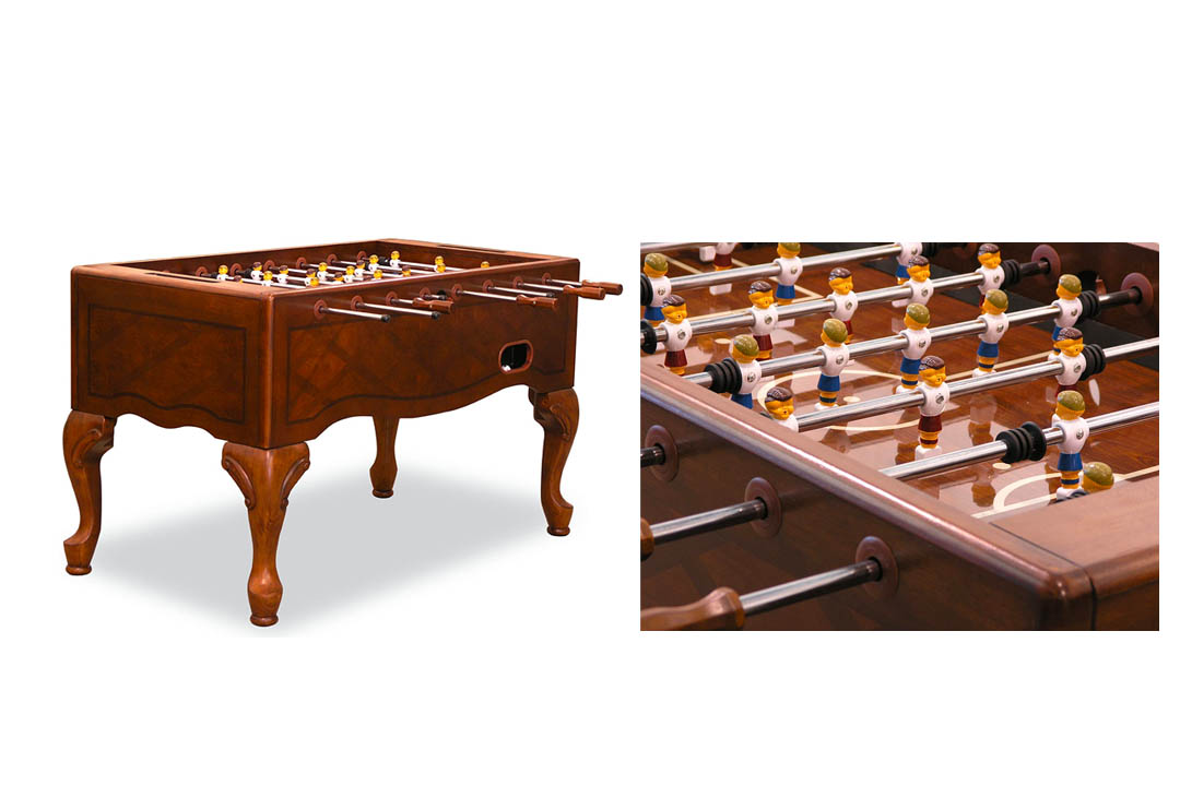 Fairview Game Rooms Furniture Style Home Foosball Table