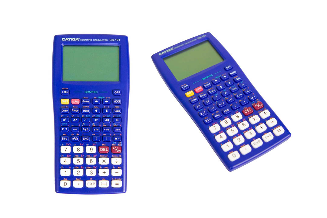 Graphing Calculator-CATIGA CS121 Scientific and Engineering Calculator
