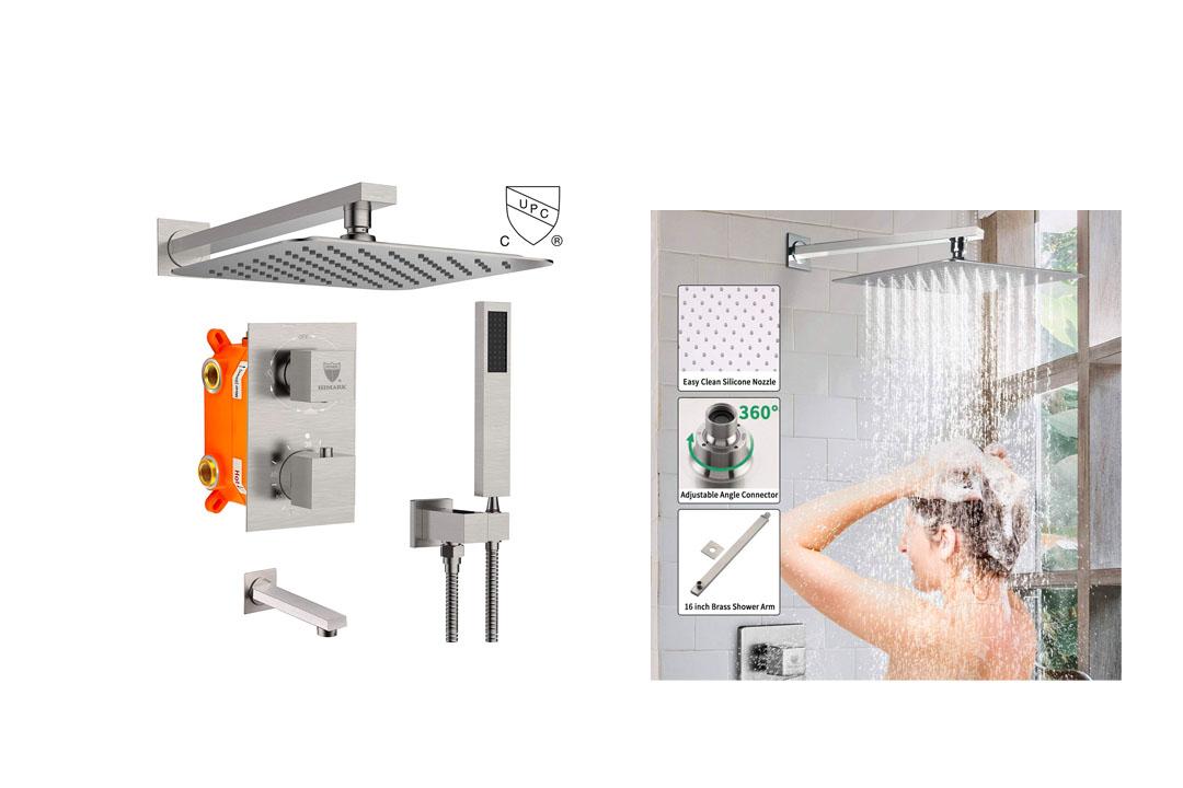 HIMK Shower system, Shower Faucet Set