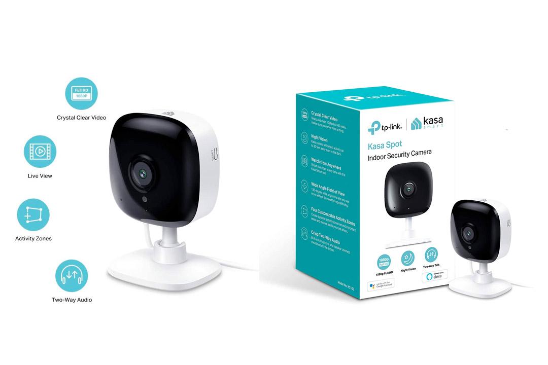 Kasa Spot Indoor Camera