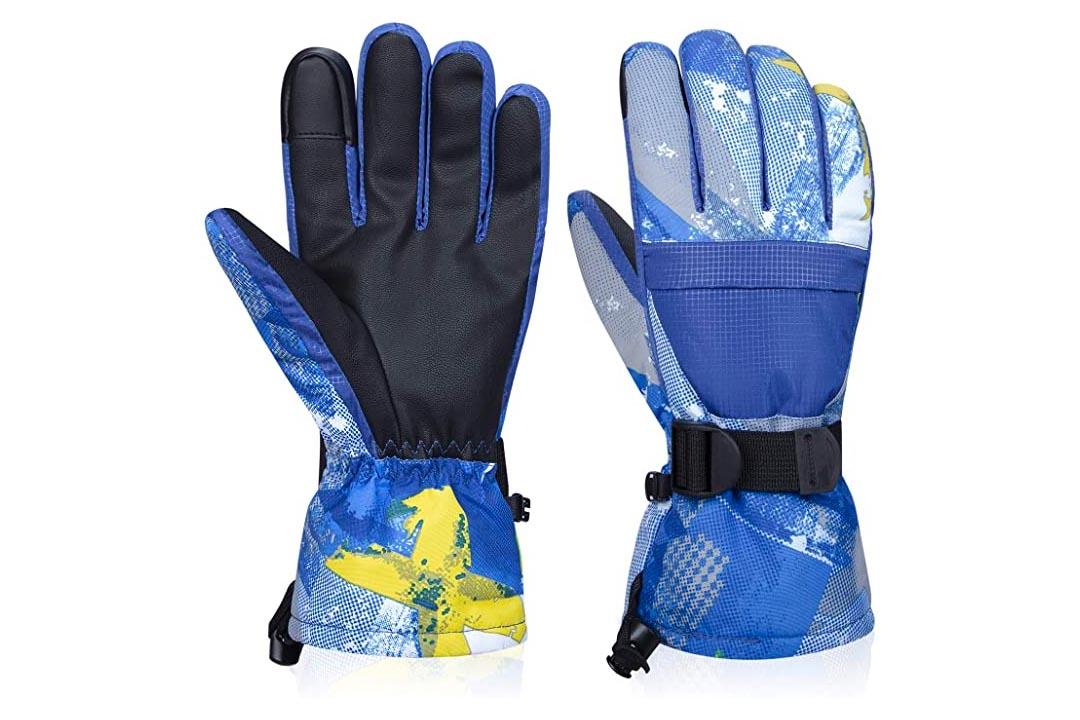 LANYI Winter Gloves for Men Women