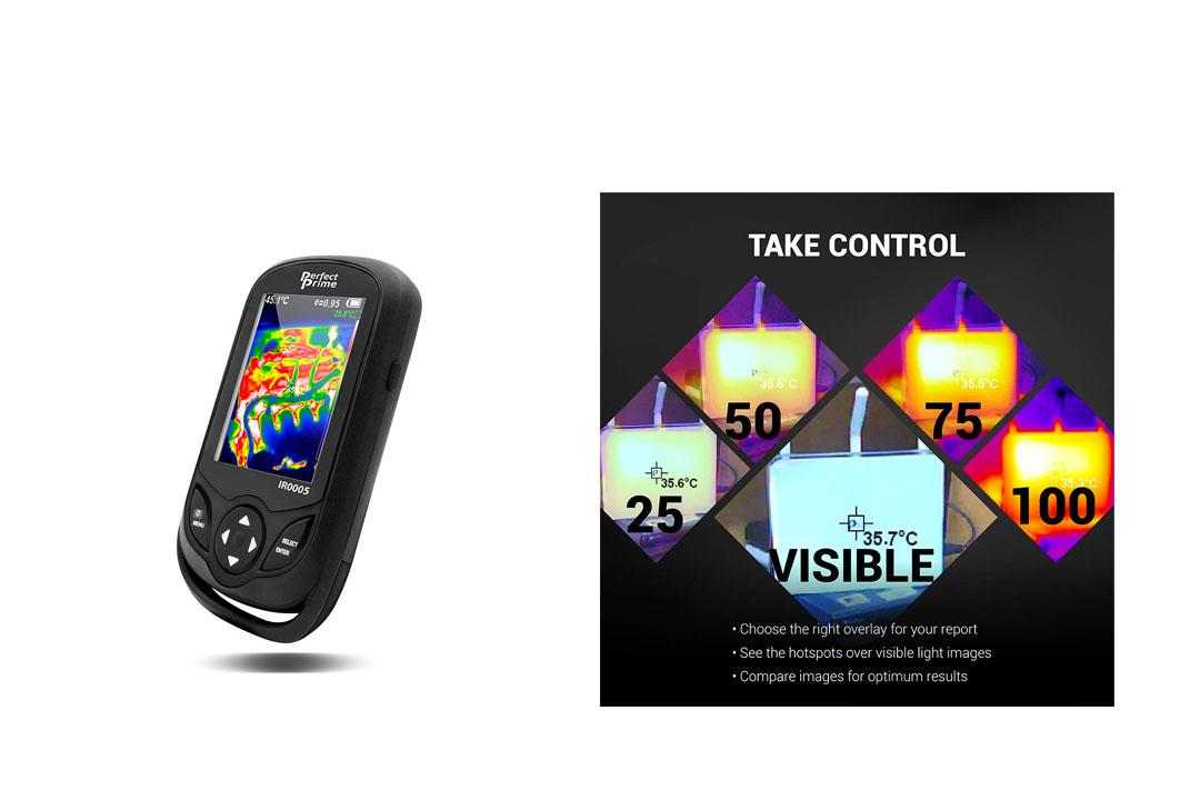 PerfectPrime IR0005 Infrared (IR) Thermal Images camera