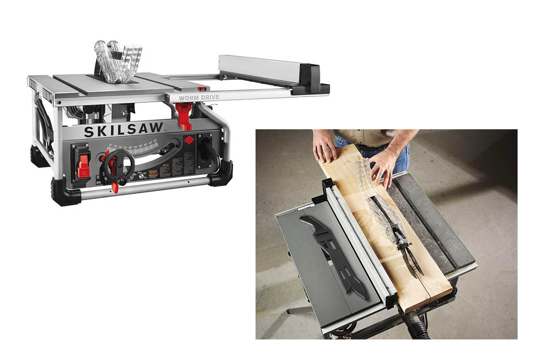 SKILSAW SPT70WT-01 10 Inch Table Saw