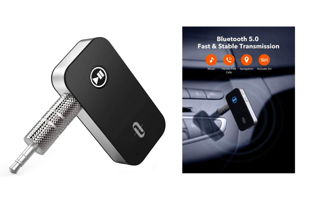 TaoTronics Bluetooth Receiver
