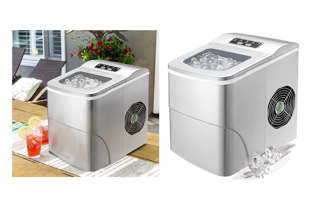 Tavata Countertop Portable Ice Maker Machine