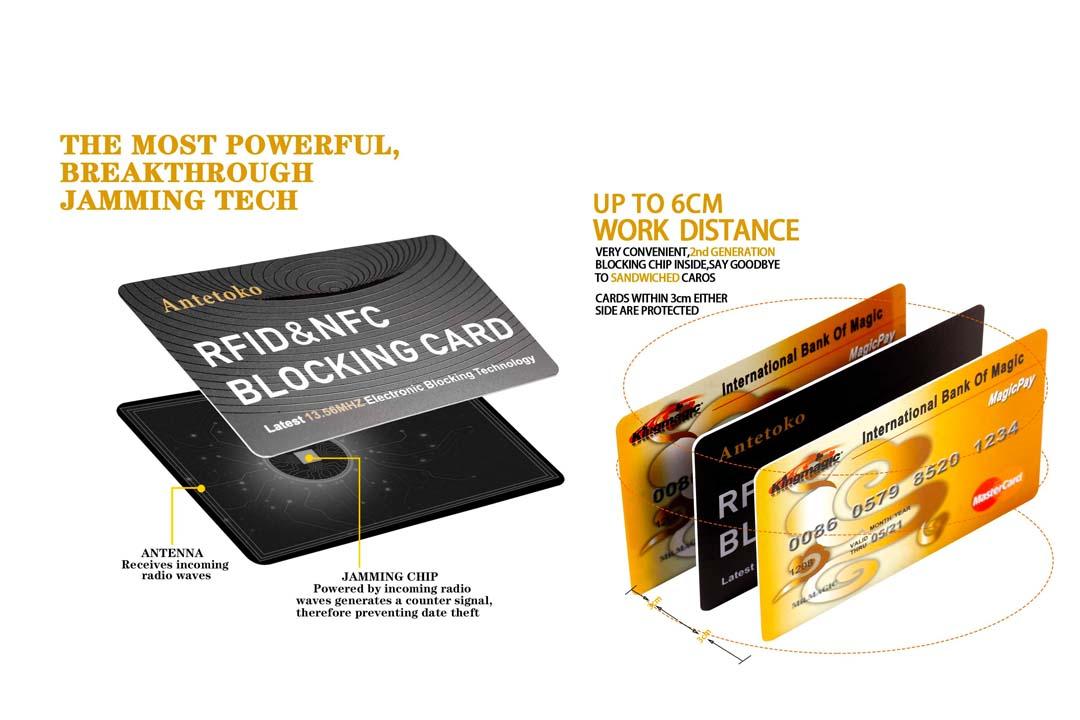 RFID Blocking Card | NFC