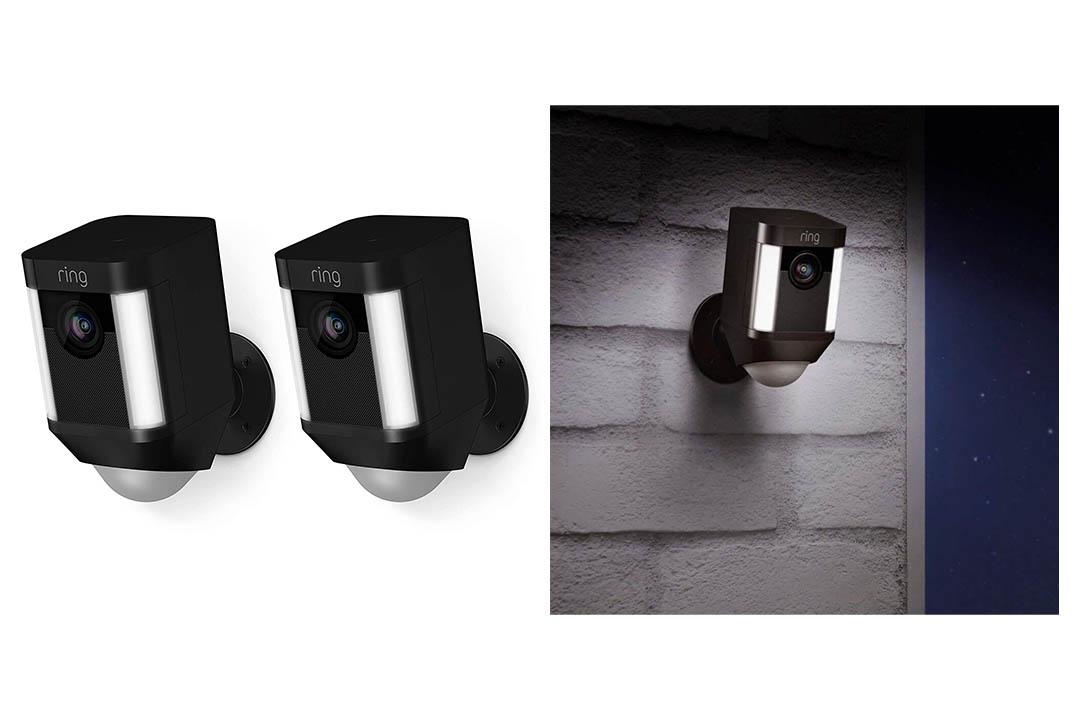 Ring Spotlight Cam Battery HD