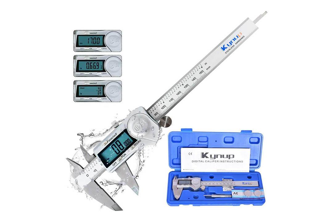 "Digital Caliper, Adoric 0-6"" Calipers Measuring Tool - Electronic Micrometer Caliper"