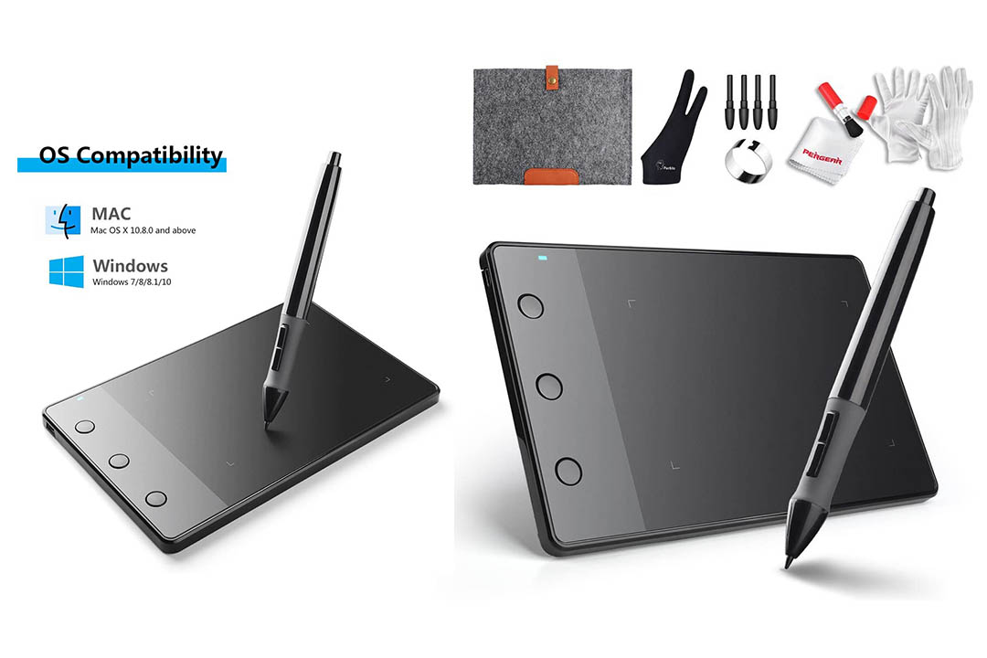 Huion H420 USB Graphics Drawing Tablet