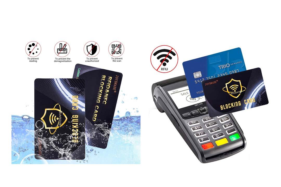 3Pcs RFID Blocking Card
