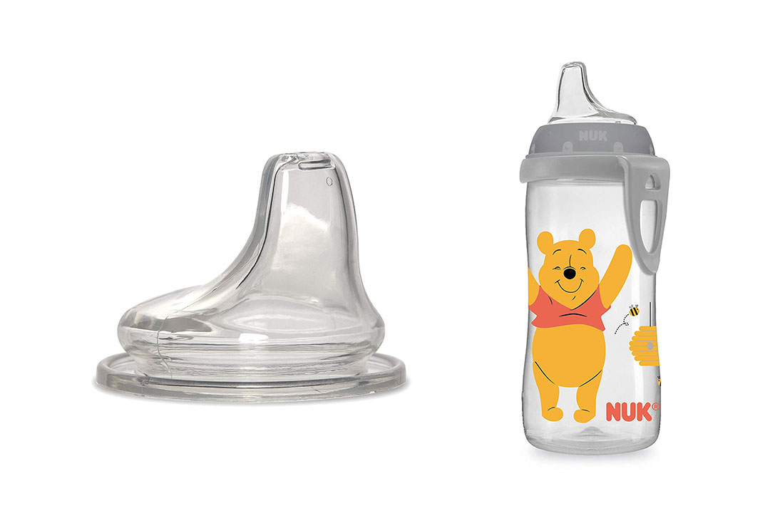 NUK Disney Active Sippy Cup, Winnie the Pooh