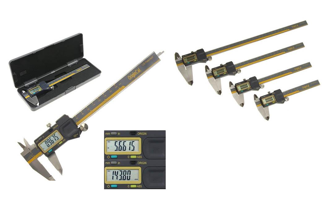 VINCA DCLA-0805 Quality Electronic Digital Vernier Caliper