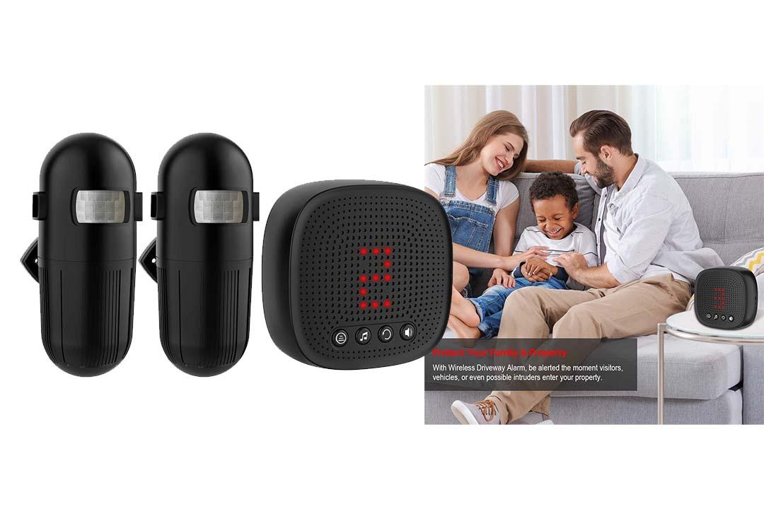 Wireless Driveway Alarm, 2020