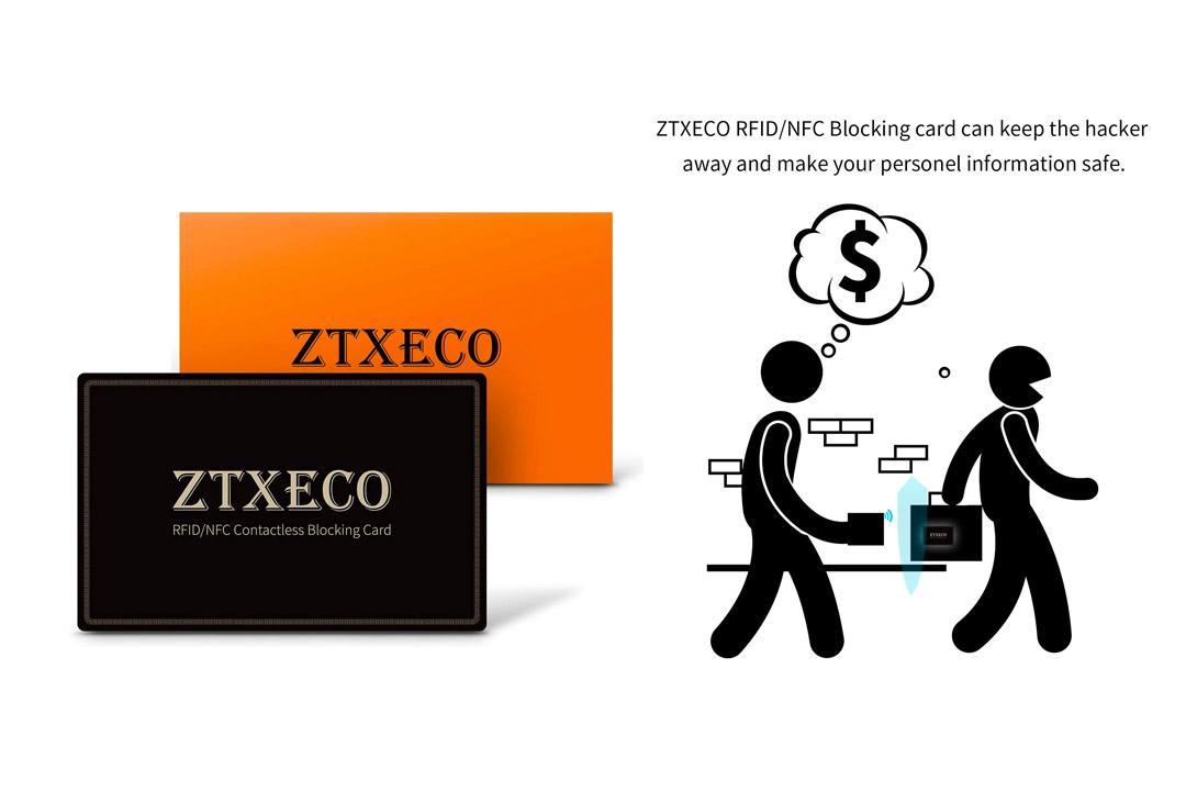 RFID Blocking Card NFC Blocker