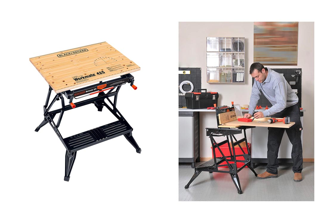 BLACK+DECKER Portable Workbench