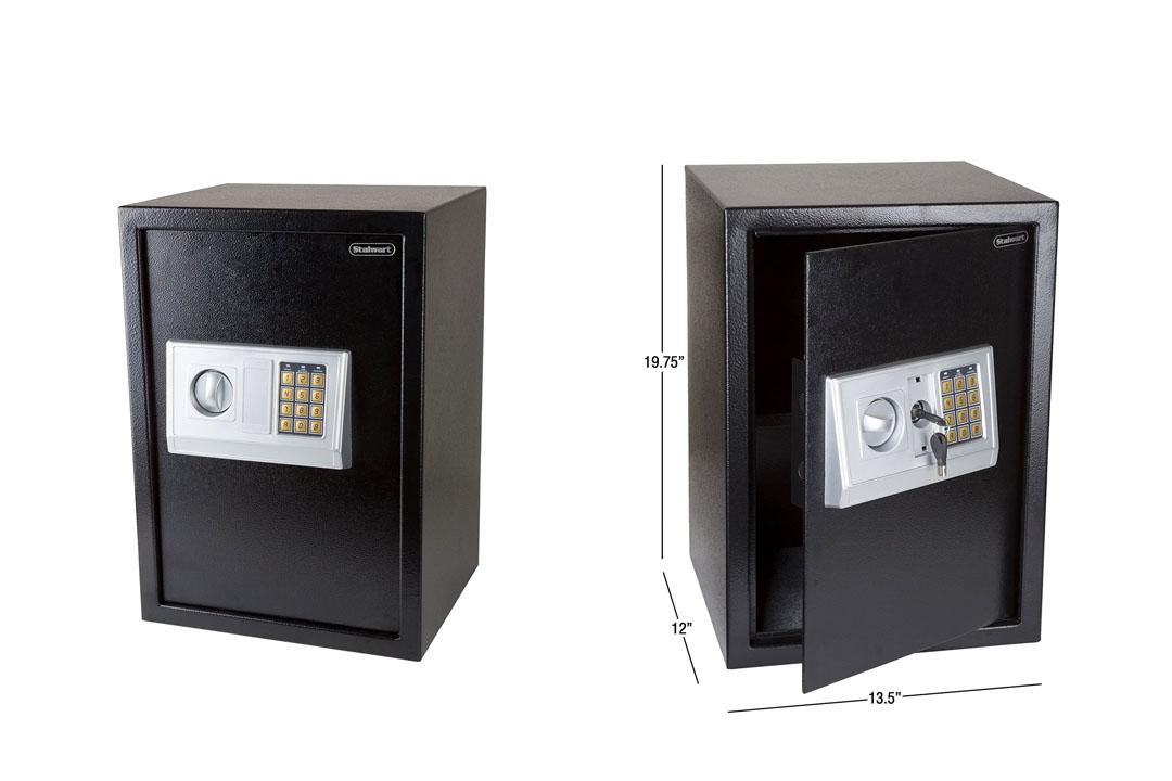 Stalwart Digital Safe-Electronic