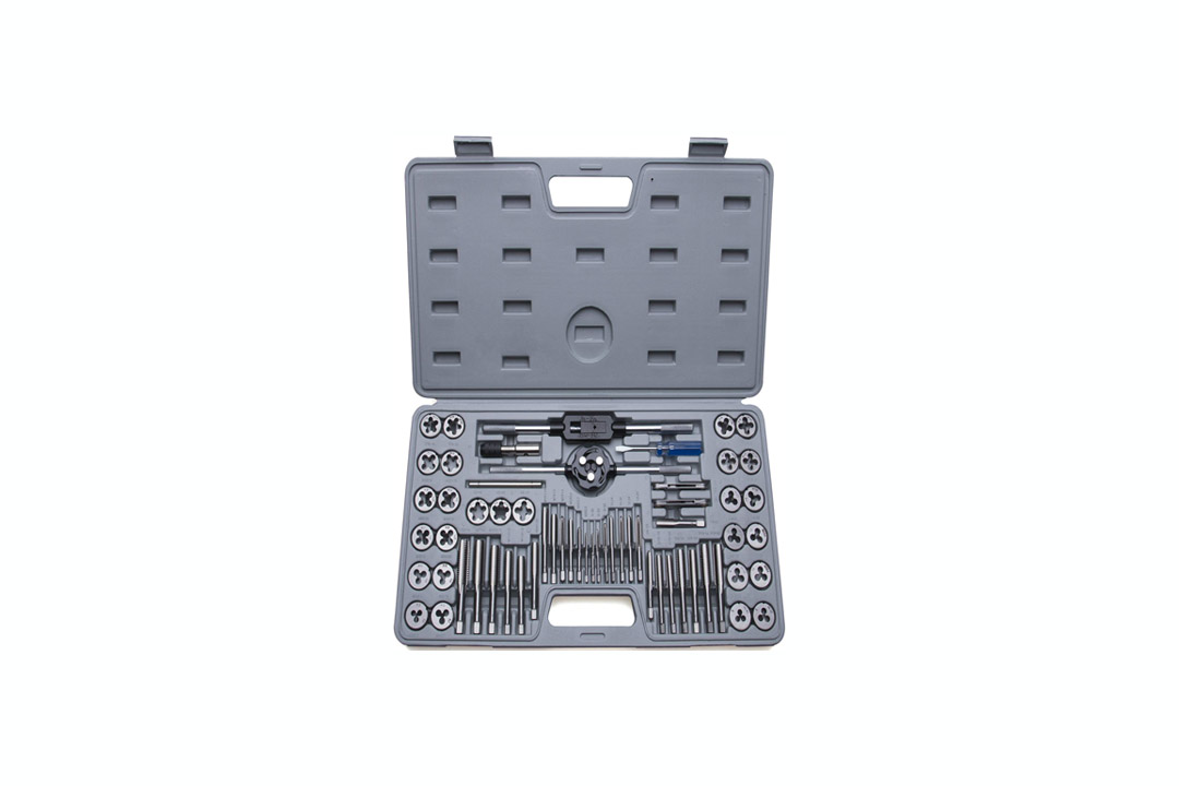 60-Piece Master Tap and Die Set