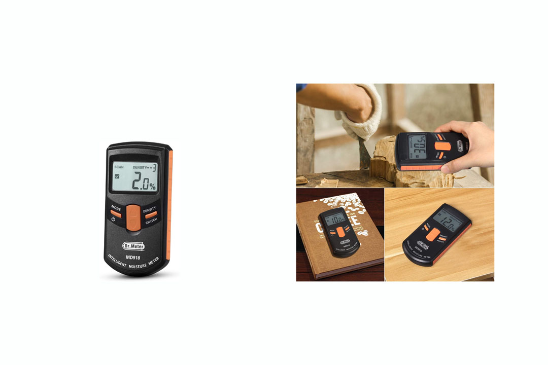 Pinless Wood Moisture Meter
