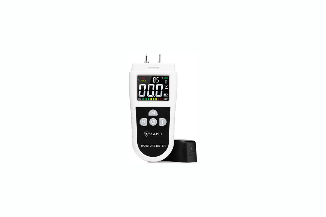SAM-PRO Dual Moisture Meter