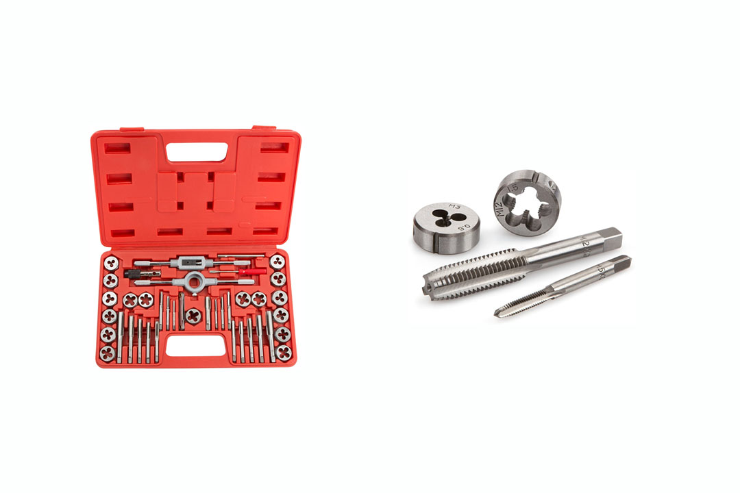 TEKTON 7559 Tap and Die Set