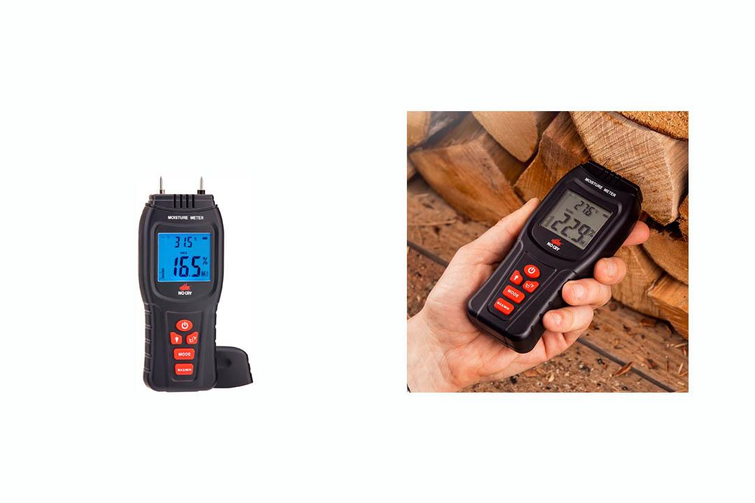 NoCry Digital Moisture Meter