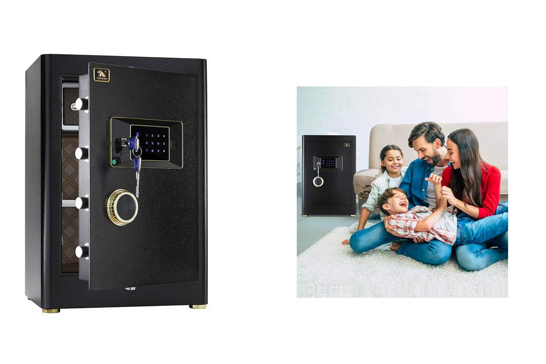 TIGERKING Security Home Safe